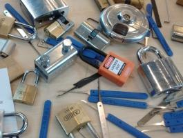 BEEA #43 Lockpick-workshop